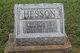 Profile photo:  Church S. Hesson