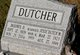 "Jesse M ""Dutch"" Dutcher"