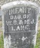 Infant Daughter Lane
