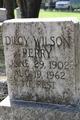 Dilcy <I>Wilson</I> Perry