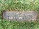 Profile photo: Mrs Dorothy K <I>Kiefer</I> Koellhoffer