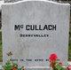 Profile photo:  McCullagh