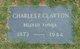 Charles Frederick Clayton