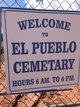 El Pueblo Cemetery
