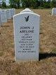Profile photo: Sgt John J. Abeline
