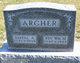 Bertha Ann <I>Thompson</I> Archer