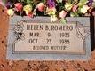Helen B Romero