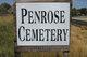 Penrose Cemetery
