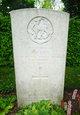 Profile photo: Private Alfred Clive