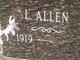 Profile photo:  Allen L. Masterson