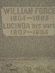 William Palmer Force, Jr