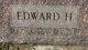Profile photo:  Edward H Branch