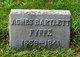 Profile photo:  Agnes <I>Bartlett</I> Fyffe