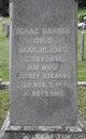 Profile photo:  Isaac Barber