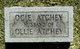 Osie C. Atchley