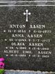 Profile photo:  Albert Emil Aasen
