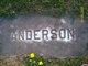 Profile photo:  Albert E. Anderson