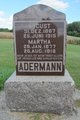Profile photo:  August Friederich Adermann
