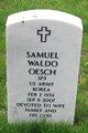 Samuel Waldo Oesch