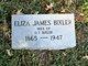 Profile photo:  Eliza O <I>James</I> Bixler