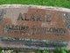 "Profile photo:  Claire Philomene ""Clara"" <I>Poirier</I> Alarie"