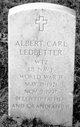 Profile photo:  Albert Carl Ledbetter