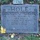 Clara <I>Haigh</I> Hole