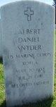 Albert Daniel Snyder
