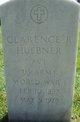 """Clarence R. """"Badger"""" Huebner"""
