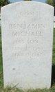Benjamin Michael Wicks