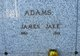"James F. ""Jake"" Adams"