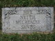 "Henrietta Agnes ""Nettie"" <I>McCreadie</I> Sands"