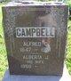 Profile photo:  Alberta <I>Hughs</I> Campbell