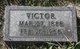 Victor Carl Josephson