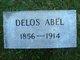 Delos Abel