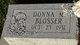 Donna Marie Blosser