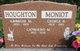 Catherine May <I>McCreadie</I> Houghton Moniot