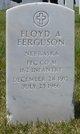 Profile photo:  Floyd Alva Ferguson