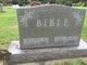 Profile photo:  Byron B. Bible