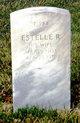 Estelle R Broughton