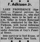 Fredrick Adkisson, Jr