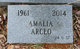 Profile photo:  Amalia Arceo