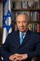 Profile photo:  Shimon Peres