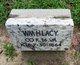 William H Lacy