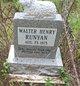 Walter Henry Runyan