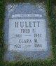 Fred F. Hulett