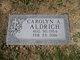 Profile photo:  Carolyn <I>Ayers</I> Aldrich