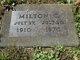 Profile photo:  Milton C. Addington