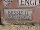 Profile photo:  Bessie <I>Britt</I> Englebright