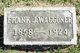 Frank J. Waggoner